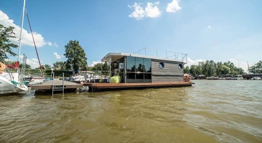 La Mare Hausboot Flexmarine Stadthafen Marina