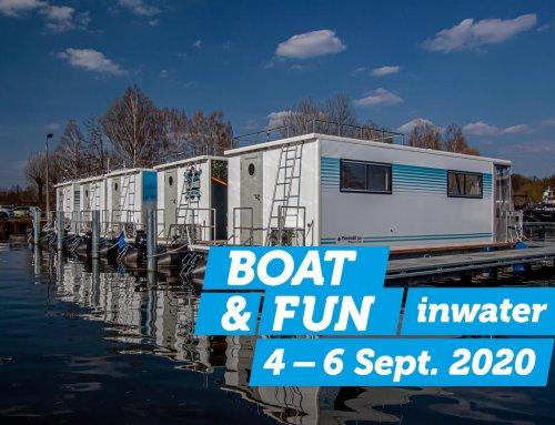 Boot&Fun inwater 2020