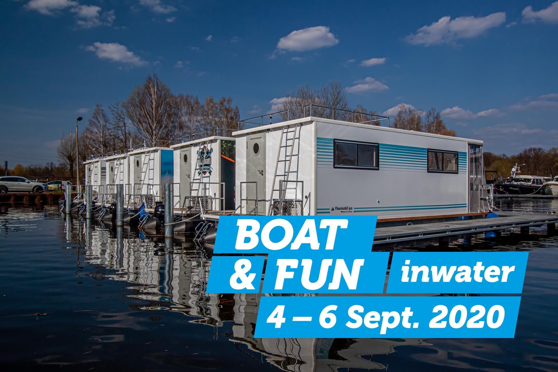 Boot & Fun inwater 2020