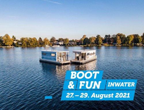 Boot&Fun inwater 2021